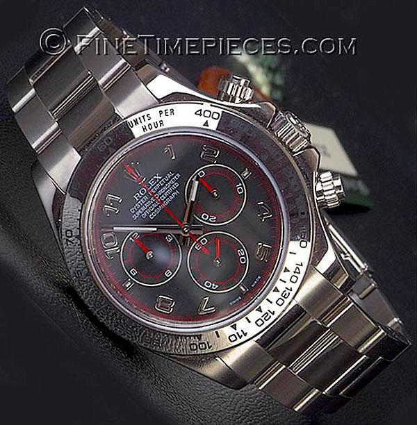 Rolex Weissgold Daytona