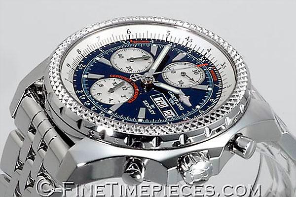 Breitling Bentley Gt Ref A13362 Finetimepieces Com