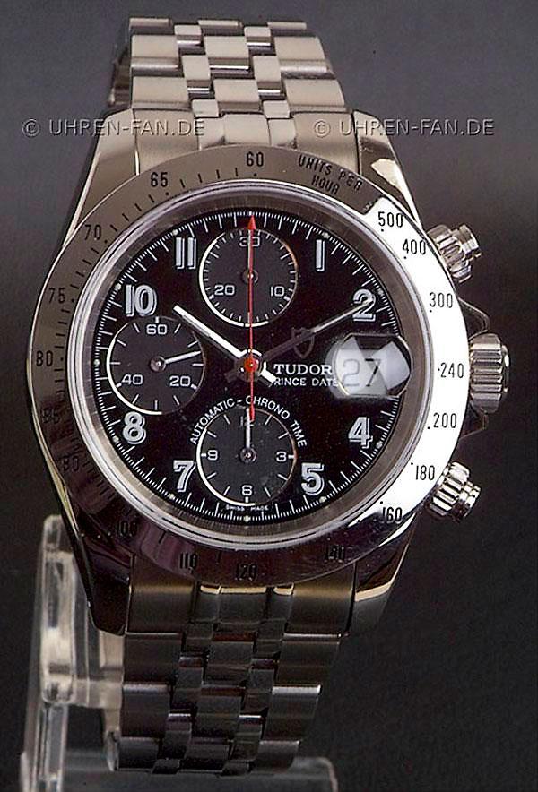 Tudor Prince Date Chronograph Prince Date Chronograph