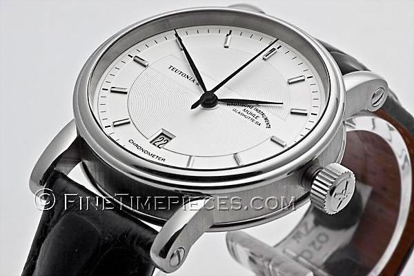Muhle Glashutte Teutonia Ii Chronometer Ref M1 30 45 Lb