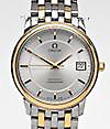 OMEGA | De Ville Automatic stainless steel/yellow gold | ref. 4300 . 31 . 00