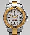 ROLEX | Yacht-Master Medium Stahl/Gold | Ref. 168623