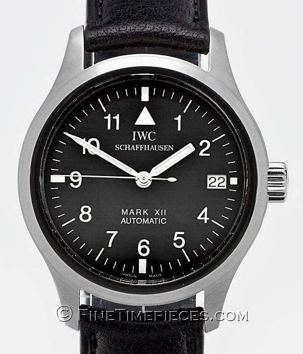 Iwc Pilot Watch Mark Xii Ref 3241 001