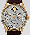 IWC | Portugieser Perpetual Calendar Rotgold | Ref. IW502213