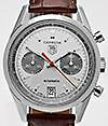 TAG HEUER | Carrera Limited Edition Jack Heuer Chronograph | Ref. CV 2117 . FC 6182