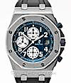 AUDEMARS PIGUET | Royal Oak Offshore Chrono | Ref. 25721 TI . OO . 1000 TI . 04 . A