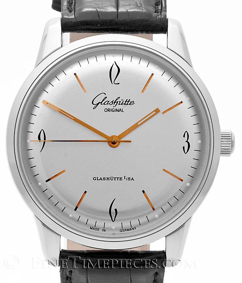 Glashütte Original: candid automatic