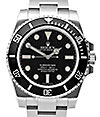 ROLEX | Submariner no date ceramic bezel LC 26 | ref. 114060