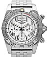 BREITLING | Chronomat 44 B01 Mother of Pearl Dial | ref. AB0110-12/A691