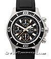 BREITLING | Superocean Chronograph II Abyss Yellow | Ref. A1334102-BA82
