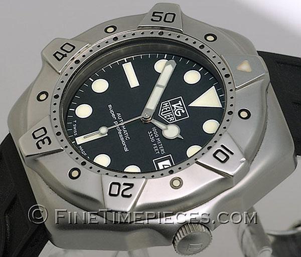 TAG HEUER | 1000 M Super Professional Diver | Ref. WS 2110.BA0349 ...