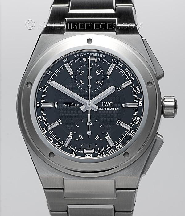 new product 1137d 4ed48 IWC | Ingenieur Chronograph Stahl | Ref. IW372501 | UHREN-FAN.DE