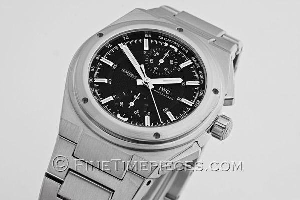 buy popular 8efc0 43b67 IWC | Ingenieur Chronograph | ref. IW372501 | FINETIMEPIECES.COM