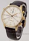 IWC | Portuguese chronograph rattrapante red. gold | ref. 3712