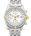 BREITLING | Chronomat stainless steel/yellow gold | ref. B13050.1