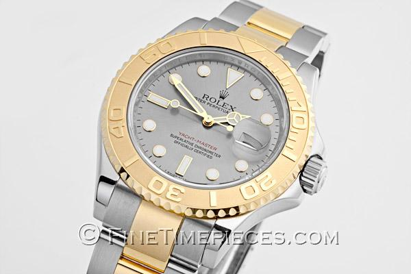 Rolex Yachtmaster Gold Stahl