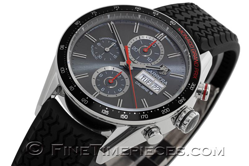 Tag Heuer Carrera Cal 16 Chronograph Limited Edition