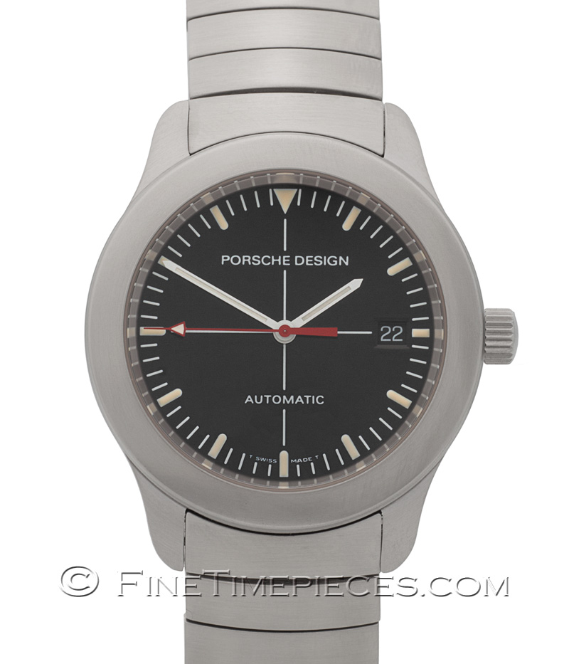 Porsche Design P6000 Automatic Ref Pd 6502 41 40 B 13