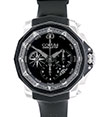 CORUM | Admirals Cup 48 Chrono Black Titanium Limited | ref. 753.935.06/0371AN52