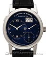 A. LANGE & SÖHNE | Lange 1 White Gold - Antireflection Coated Sapphire Crystal | ref. 101.027