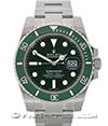 ROLEX | Submariner Date Ceramic Bezel Green CC 524 | ref. 116610 LV