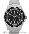 ROLEX | Sea-Dweller 4000 Single Red LC 10 | Ref. 126600