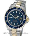 ROLEX | Submariner Date Stahl / Gold | Ref. 16613