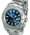 ROLEX | Yacht-Master Blaues Zifferblatt LC 286 | Ref. 116622