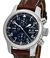 FORTIS | B-42 Flieger Day-Date Chronograph | Ref. 656.10.11L.01