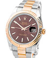 ROLEX | Oyster Perpetual Datejust 41 Steel / Rose Gold  CC 100 | Ref. 126331