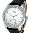 IWC   Portuguese Hand-Wound Eight Days Stainless Steel   Ref. IW510203