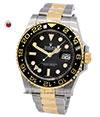ROLEX   GMT-Master II Stahl-Gold LC 100   Ref. 116713LN