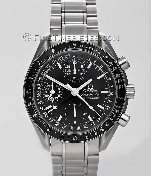 Omega speedmaster triple date instructions