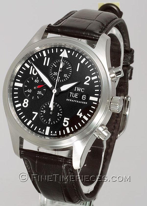 Iwc Fliegeruhr Chronograph Automatic Ref Iw371701