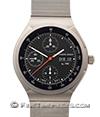 IWC | Porsche Design Titan Chronograph NEUZUSTAND! | Ref. 3704-001
