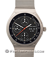 IWC | Porsche Design Titanium Chronograph NEW CONDITION! | ref. 3704-001