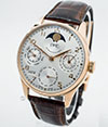 IWC | Portugieser Perpetual Calendar Rotgold Service 2018 | Ref. IW502213