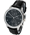IWC | Portuguese Chronograph Automatic White Gold with Original Brilliant Setting | Ref. IW371439