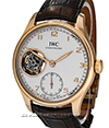 IWC | Portuguese Tourbillon Manual Wind Red Gold | Ref. IW5463-02
