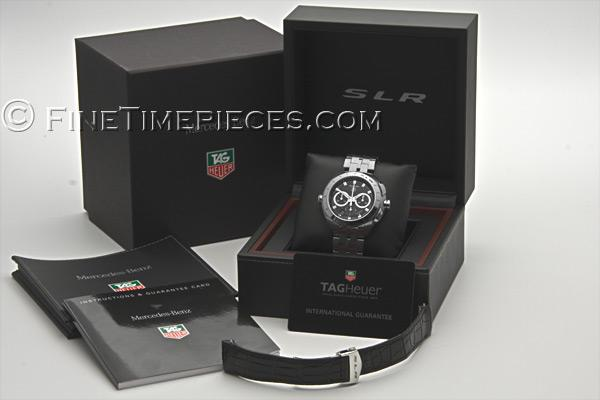 tag heuer mercedes benz slr calibre 17 limited edition ref cag2110 fc6209 finetimepieces com. Black Bedroom Furniture Sets. Home Design Ideas