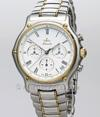 EBEL | Chronograph Classic | stainless steel/gold | ref. 1134901