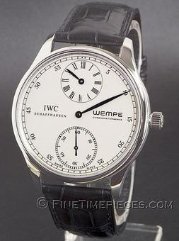 IWC | Portugieser Regulateur | WEMPE | Ref. 5443