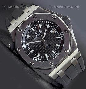 AUDEMARS PIGUET | Royal Oak Offshore Scuba | Wempe | Ref. 15340ST