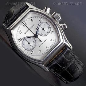 GIRARD PERREGAUX | Richeville Tonneau Chronograph | Ref. 2710