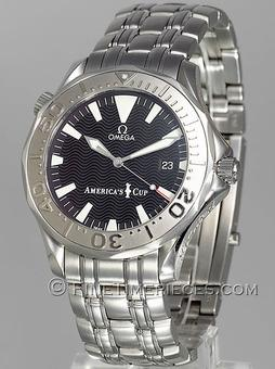 OMEGA | Seamaster Professional Diver Americas Cup | Ref. 25335000