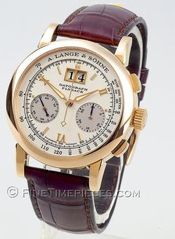 A. LANGE & SÖHNE | Datograph Flyback Rotgold | Ref. 403.032