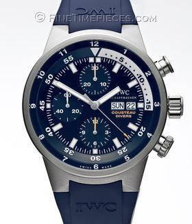 IWC | Aquatimer Chronograph Cousteau Divers  Calypso | Ref. IW378201