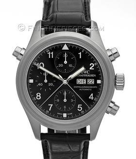 IWC | Fliegeruhr Doppelchronograph Klassik | Ref. 3711
