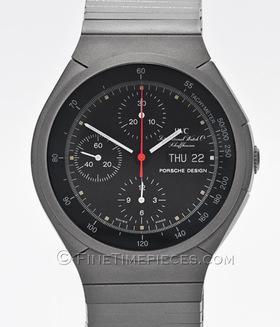 IWC | Porsche Design Chronograph Titan | Ref. 3702