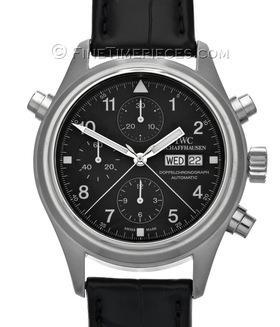 IWC | Fliegeruhr Doppelchronograph Klassik | Ref. 3713-002